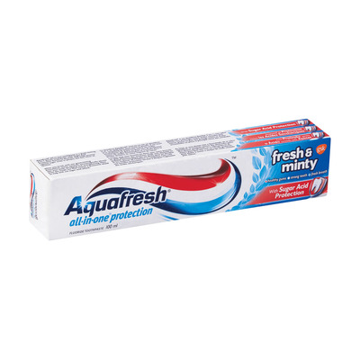 Aquafresh Toothpaste - Fresh & Minty 100ml