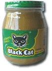 Black Cat Peanut Butter - Crunchy 400g