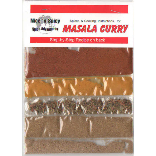 Nice 'n Spicy Masala Curry